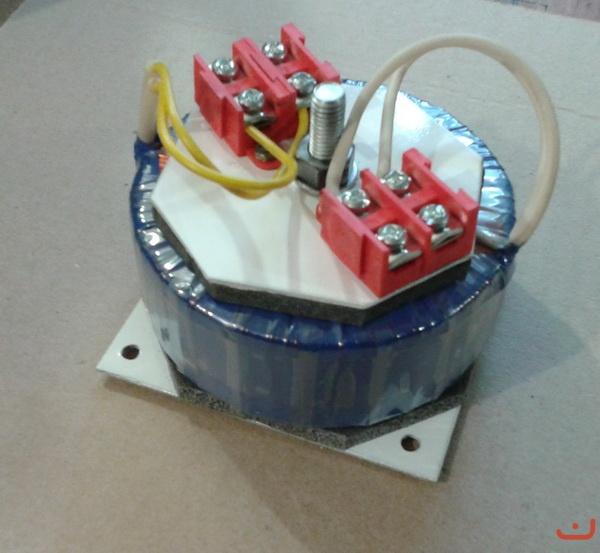 Маломощный трансформатор напряжения 100ВА