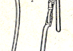 Рисунок 2. Предохранительный пояс и страхующий канат для работы на высоте