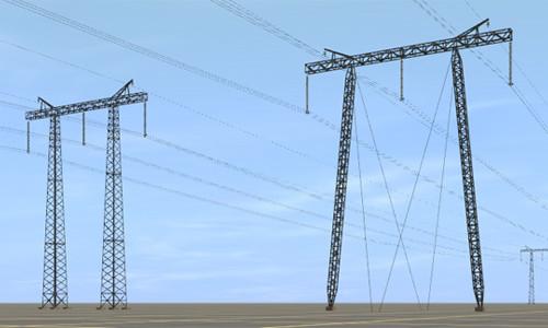 Линии электро передач