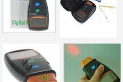 Цифровой лазерный тахометр