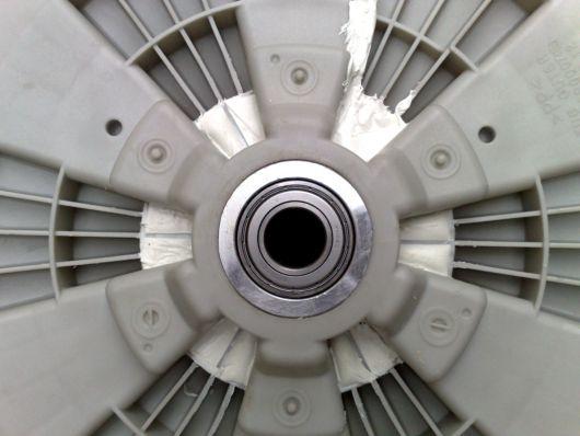 Усиление наружной стороны барабана стиральной машины