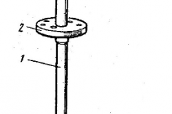 Термоэлектрический преобразователь хромель-копель