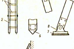 Рисунок 1. Деревянная лестница
