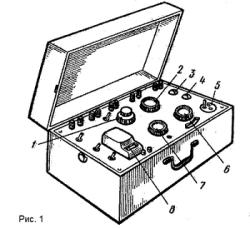 Рисунок 1. Потенциометр типа ПП-63
