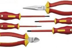 Инструменты для безопасной работы с электричеством