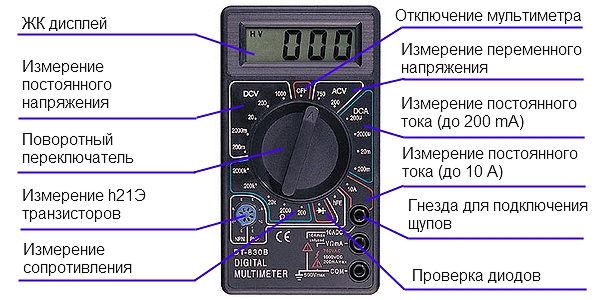 сети 220 вольт в 12 вольт