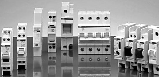 Пример автоматного ряда фирмы АВВ серии S230