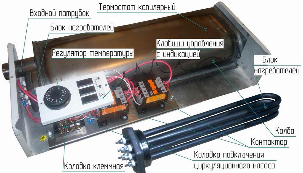 Терморегулятор на 3 квт своими руками
