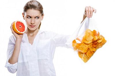 отказ от плохой пищи