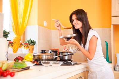 питание женщин