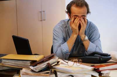 снижение трудоспособности