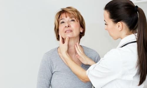 Возраст женщины увеличивает содержание антител к тиреотропному белку