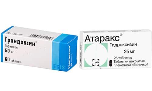 Для лечения депрессий, неврозов и других расстройств нервной системы врачи могут назначить Атаракс или Грандаксин