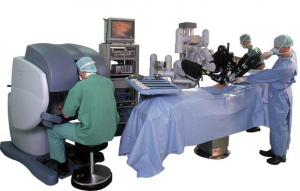 Лапароскопия и рак предстательной железы