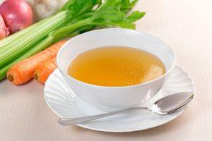 суп из очвощей