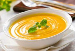 овощные супы-пюре