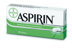Аспирин при остеохондрозе