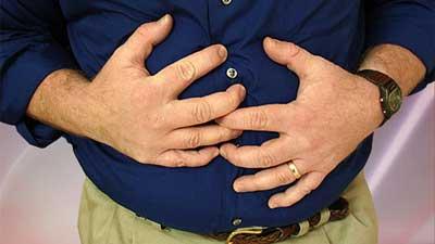 болевые ощущения в области желудка
