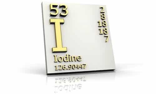 Дефицит йода, приводящий к нарушению функций щитовидной железы, является основной причиной развития эндемического зоба
