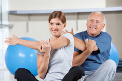Лечении люмбоишиалгии с помощью ЛФК