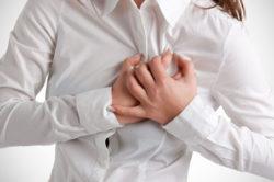 Боль в груди при шейно-грудном остеохондрозе