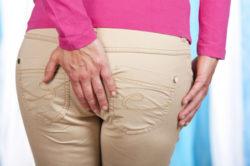 Зуд и жжение в заднем проходе - симптом геморроя