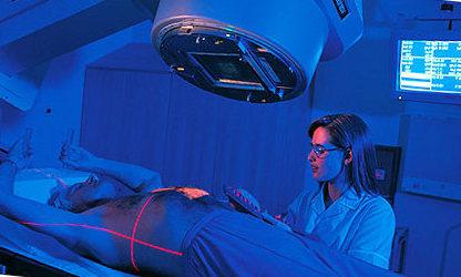 Радиотерапия при простатите