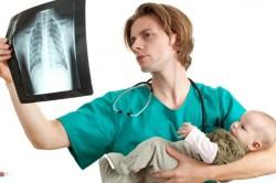 Рентген при кривошее