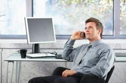 Сидячая работа-причина возникновения остеохондроза