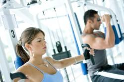 Силовые упражнения для спины