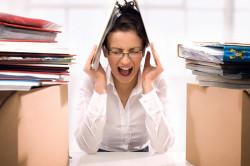 Стресс - причина секвестрированной грыжи