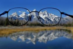 Ухудшение зрения - симптом остеохондроза