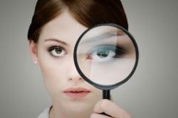 Падение остроты зрения при шейном остеохондрозе
