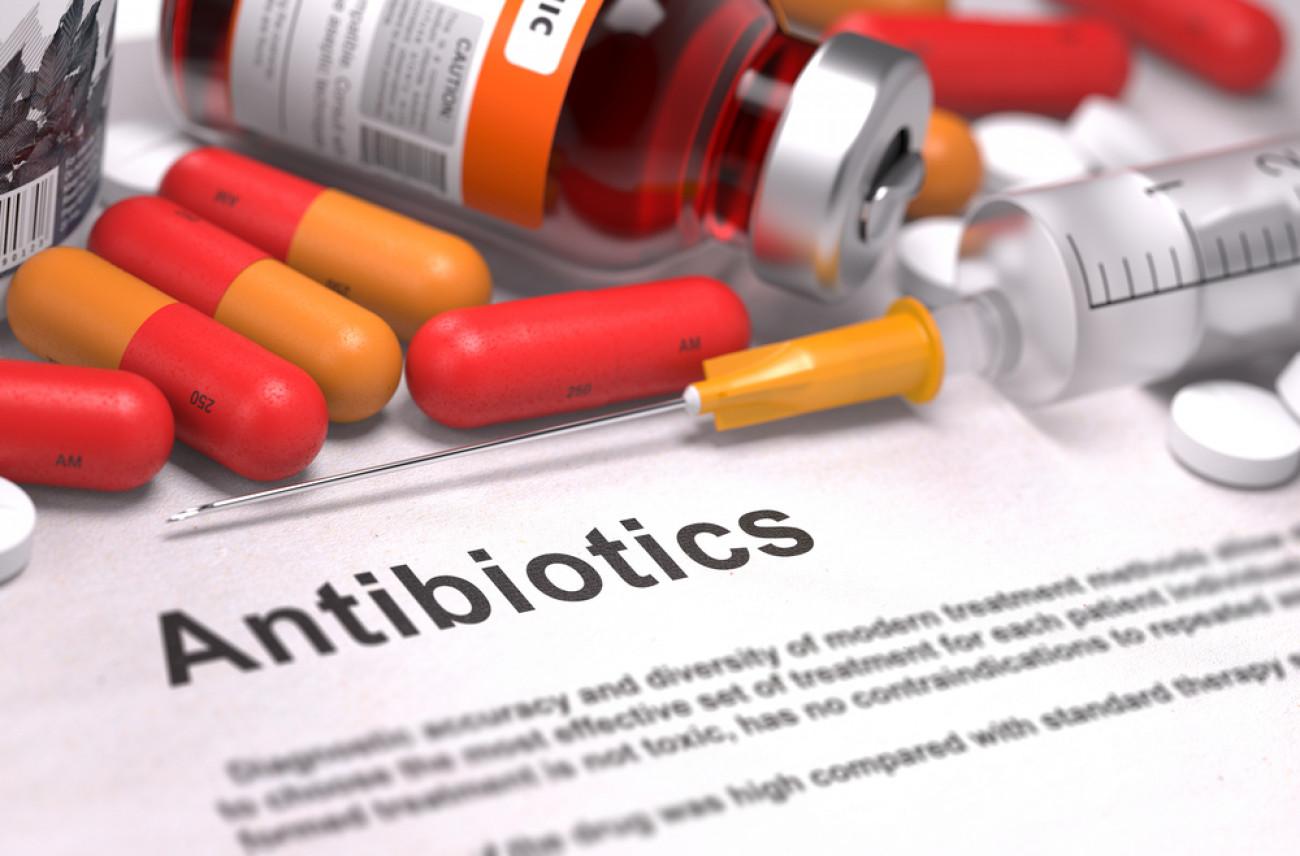 Урологические антибиотики