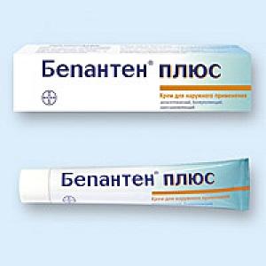 Бепантен - для борьбы с зудом и сыпью