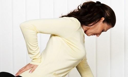 Проблема болей в пояснице у женщин
