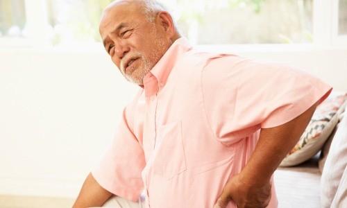 Боли в спине в пожилом возрасте