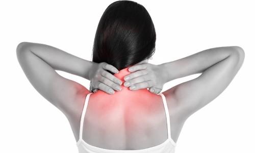 Проблема боли в шее слева