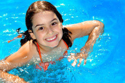Детское плавание для профилактики осанки