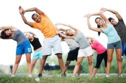 Упражнения на укрепление мышц спины