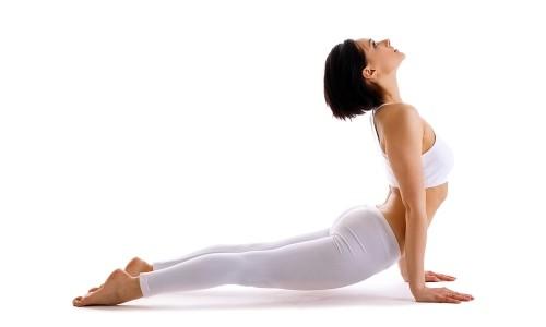 Польза йоги для шейного отдела позвоночника