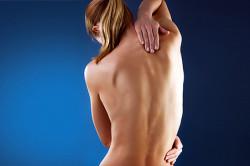 Хронические боли в спине при сколиозе