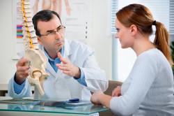 Консультация врача при болях в спине