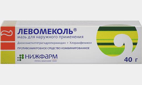 Левомеколь является иммуностимулирующим средством - при его применении иммунитет получает существенную поддержку
