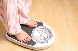 Избыточный вес - одна из причин остеохондроза