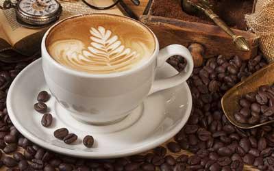 натуральный кофе из зерен