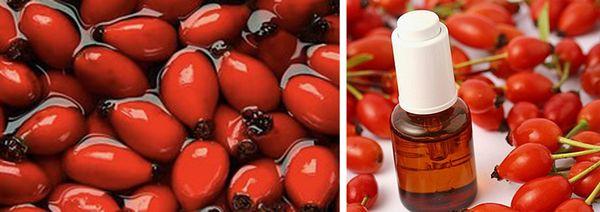 масло из плодов шиповника