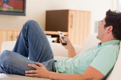 Сидячий образ жизни - причина боли в пояснице