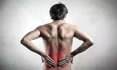 Проблема остеохондроза поясницы