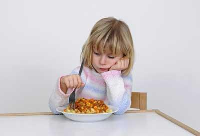пониженный аппетит у ребенка